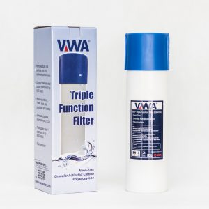 Structured Water Filters